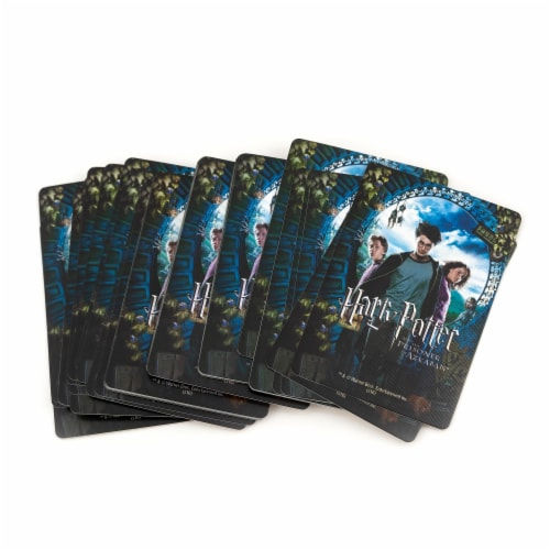 Harry Potter And The Prisoner Of Azkaban Playing Cards | Standard 52 Card Set Perspective: top