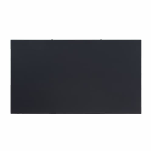 ACME Furniture Altmar Writing Computer Gaming Laptop Home Office Desk, Black Perspective: top