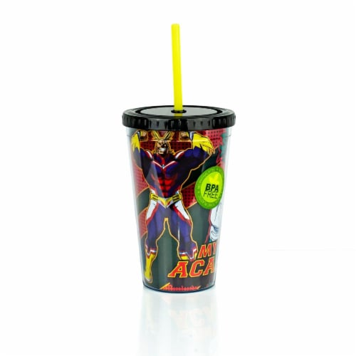 My Hero Academia Plastic Cup | Licensed Anime And Manga merchandise Perspective: top