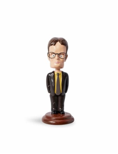 The Office LookSee Collector's Mystery Gift Box - Bobblehead, Mug, Lanyard, And More Perspective: top