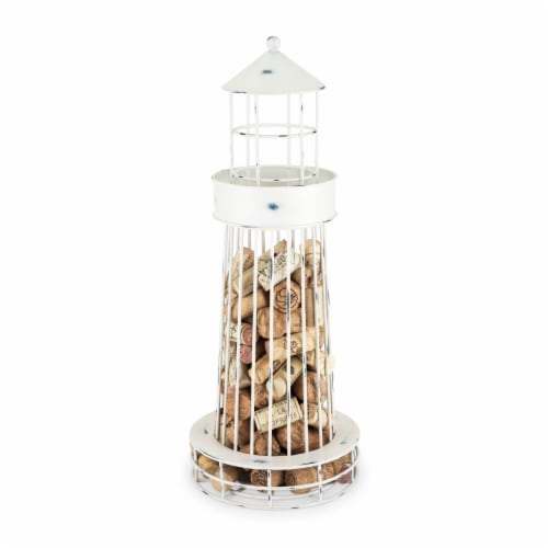 Lighthouse Cork Holder by Twine® Perspective: top