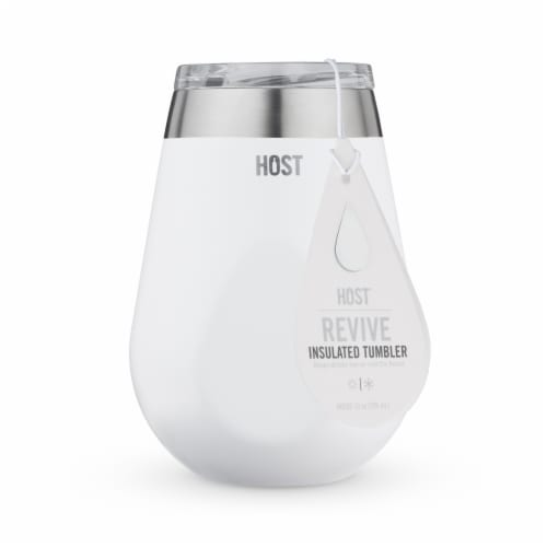REVIVE Vacuum Insulated Tumbler by HOST Perspective: top