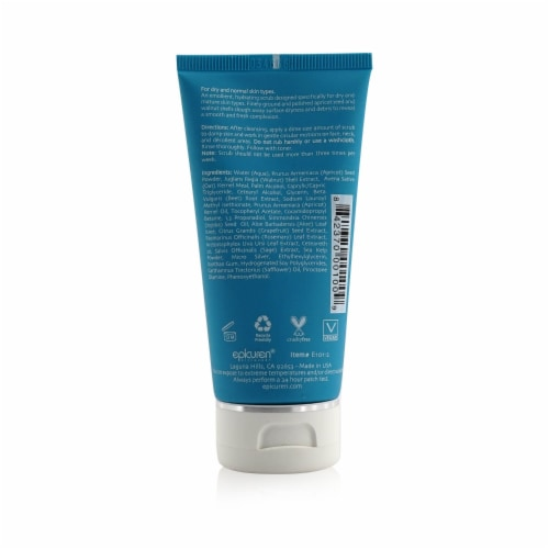 Epicuren Apricot Facial Scrub  For Dry & Normal Skin Types 74ml/2.5oz Perspective: top
