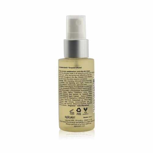 Epicuren Protein Mist Enzyme Toner  For Dry, Normal, Combination & Oily Skin Types 60ml/2oz Perspective: top