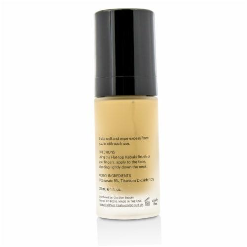 Glo Skin Beauty Luminous Liquid Foundation SPF18  # Tahini 30ml/1oz Perspective: top
