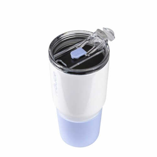 Reduce COLD-1 Original Tumbler - White Perspective: top