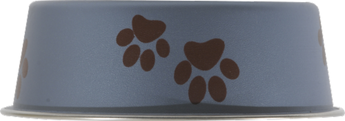 Loving Pet Blueberry Small Bella Bowl Perspective: top