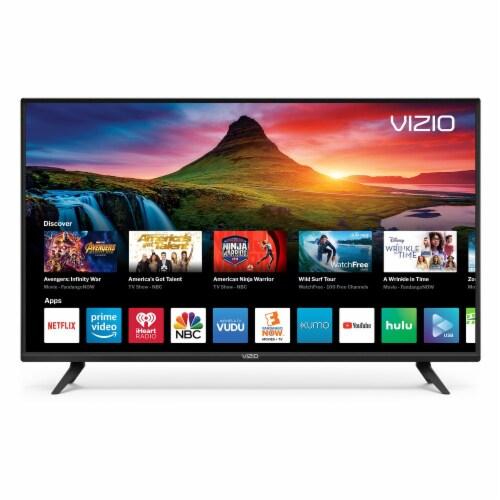 Vizio D-Series™ Smart TV - Black Perspective: top