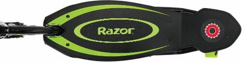 Razor Power Core E90 Electric Scooter - Green/Black Perspective: top