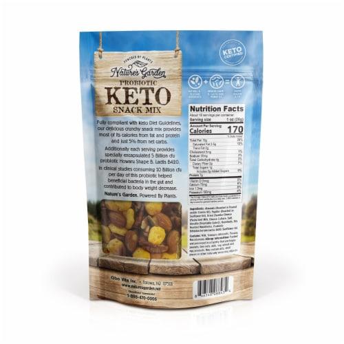 Probiotic Keto Snack Mix 18 oz. Perspective: top
