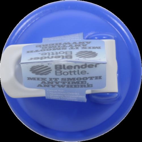 BlenderBottle® - Blue Perspective: top