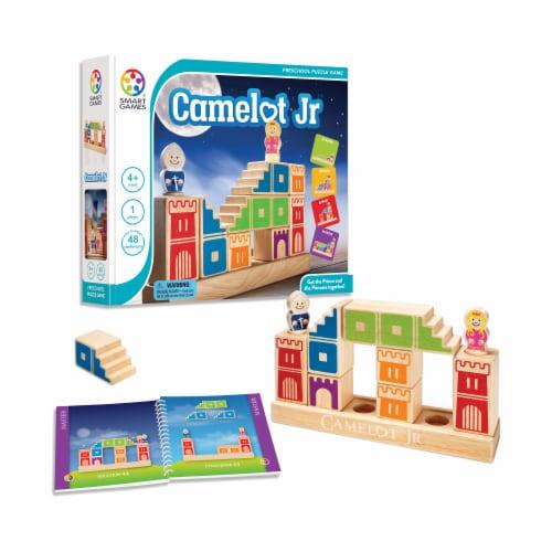 SmartGames Camelot Jr. Perspective: top