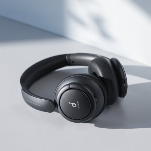 Anker Soudcore Life Tune XR Headphones Perspective: top