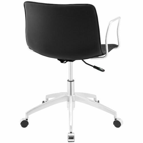 Celerity Office Chair - Black Perspective: top