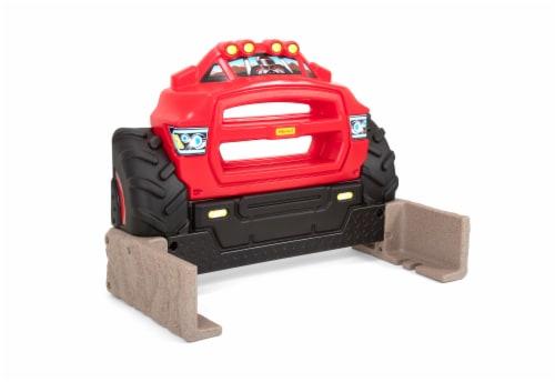 Simplay3 Monster Truck Headboard Perspective: top