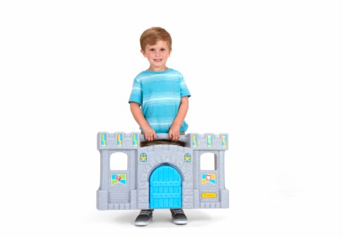 Simplay3 Carry & Go Castle Playset Perspective: top