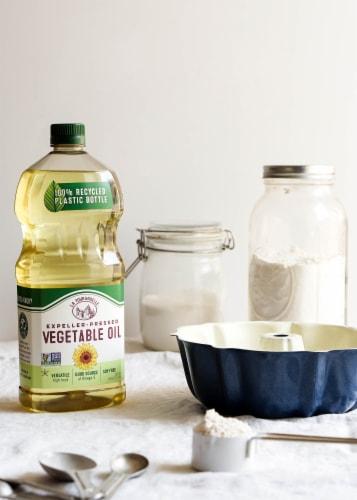 La Tourangelle Vegetable Oil Perspective: top