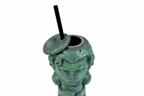 Geeki Tikis Game of Thrones Plastic Tumbler Mug Perspective: top