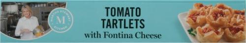 Martha Stewart Tomato Tartlets Perspective: top