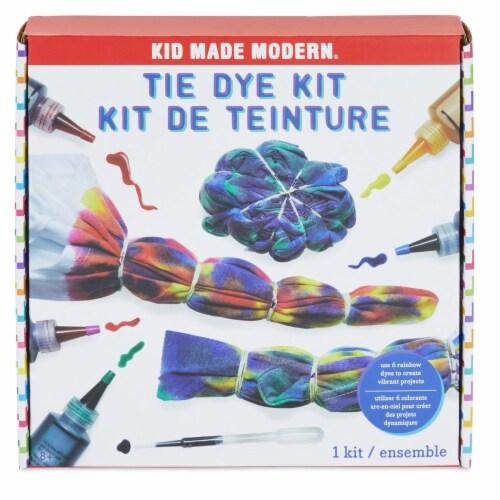 Rainbow Tie Dye Kit (6 Colors) Perspective: top