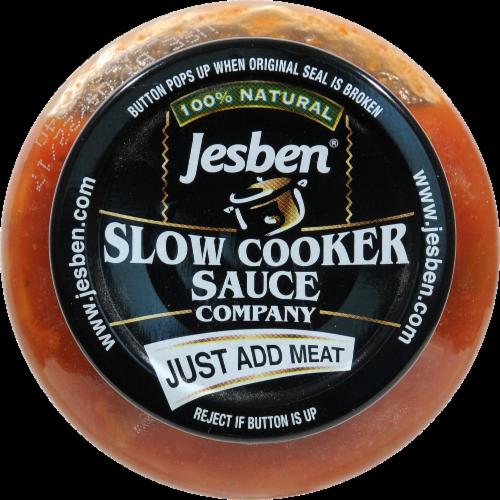 Jesben Slow Cooker Sauce Classic Pot Roast Perspective: top