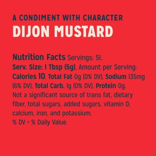 Sir Kensington's Dijon Mustard Perspective: top