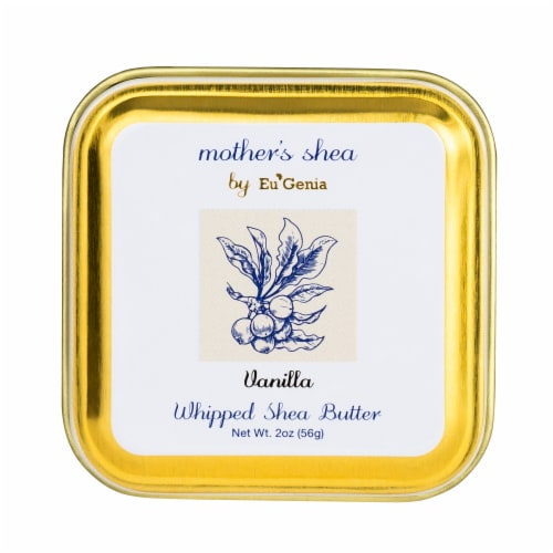 Vanilla Scented Whipped Butter Perspective: top