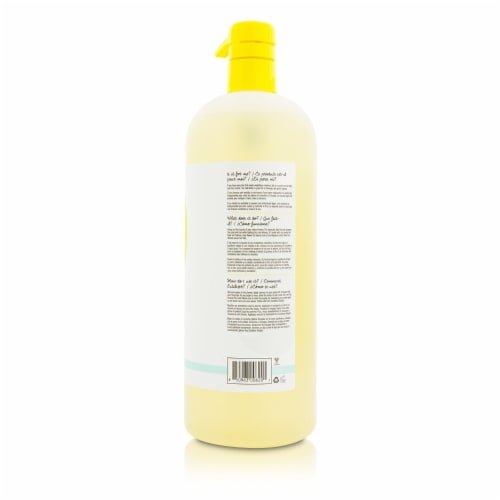 DevaCurl LowPoo Delight (Weightless Waves Mild Lather Cleanser  For Wavy Hair) 946ml/32oz Perspective: top