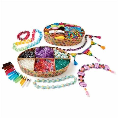 Jewelry Jam Craft Kit Perspective: top
