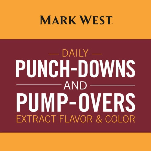 Mark West Pinot Noir Red Wine Perspective: top