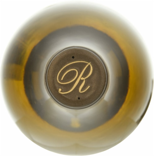 Raeburn Russian River Valley Chardonnay White Wine Perspective: top