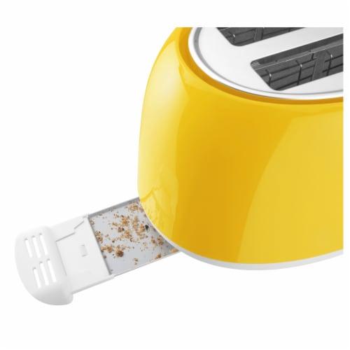 Sencor 2-Slot Toaster - Yellow Perspective: top