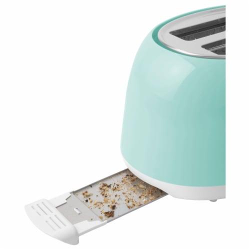Sencor 2-Slot Toaster - Mint Green Perspective: top