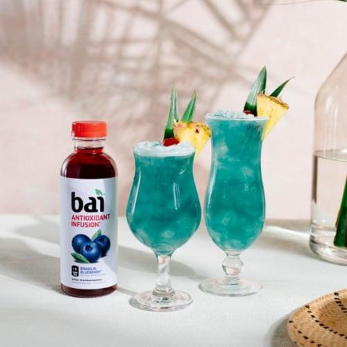 Bai Brasilia Blueberry Antioxidant Infused Beverage Perspective: top