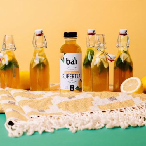 Bai5 Tanzania Lemonade Tea Perspective: top