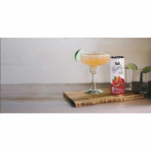 Bai Bubbles Jamaica Blood Orange Sparkling Beverage Perspective: top