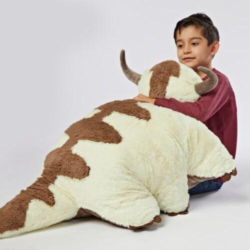 Pillow Pets Jumboz Appa Plush Toy Perspective: top