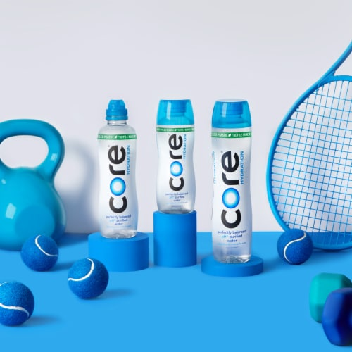 Core Hydration Perfect pH Water Perspective: top
