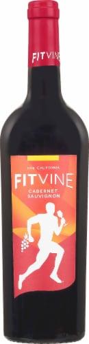 Fitvine Cabernet Sauvignon Red Wine Perspective: top