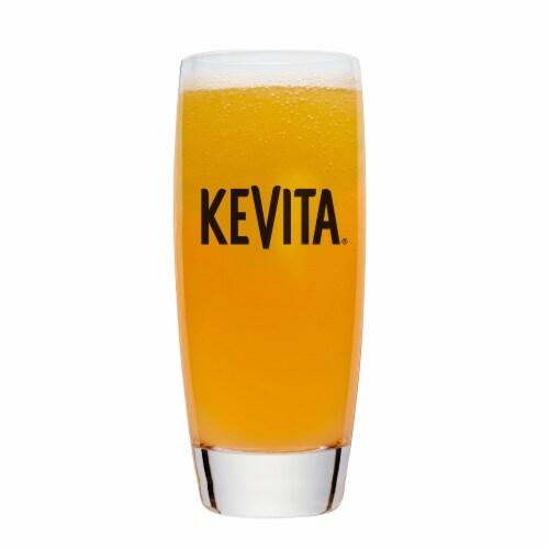 Kevita® Sparkling Probiotic Drink Tangerine Perspective: top