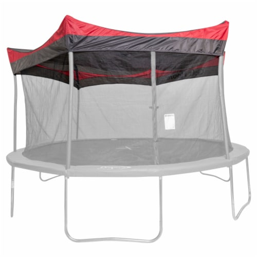 Propel Trampolines 12 Foot Shade Cover for Propel P12-6GE & K12-6BE, Multicolor Perspective: top