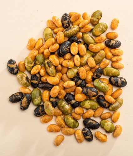 Munchy Crunchy Protein Snack Chillin' Chipotle Trail Mix Perspective: top
