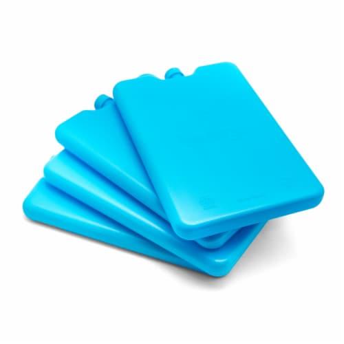 Bentgo Slim Ice Packs - Blue Perspective: top