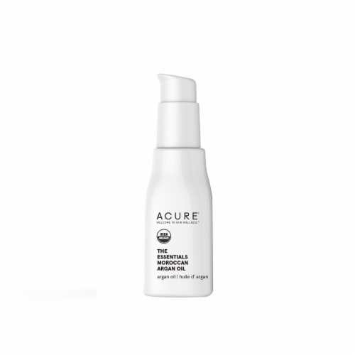 Acure Organic The Essentials Moroccan Argan Oil Perspective: top