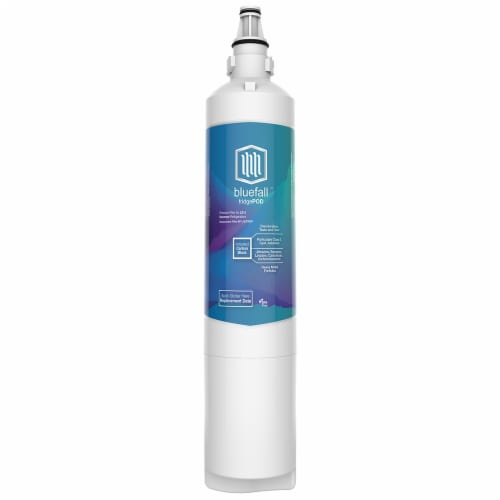 LG LT600P Refrigerator Water Filter Compatible by BlueFall Perspective: top