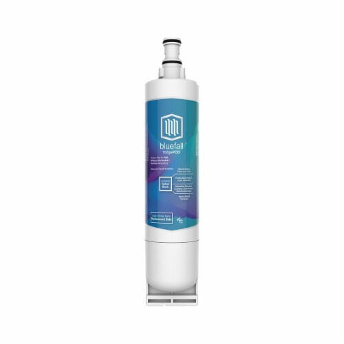 Bluefall Filter Whpl EDR5RXD1 5PK Perspective: top