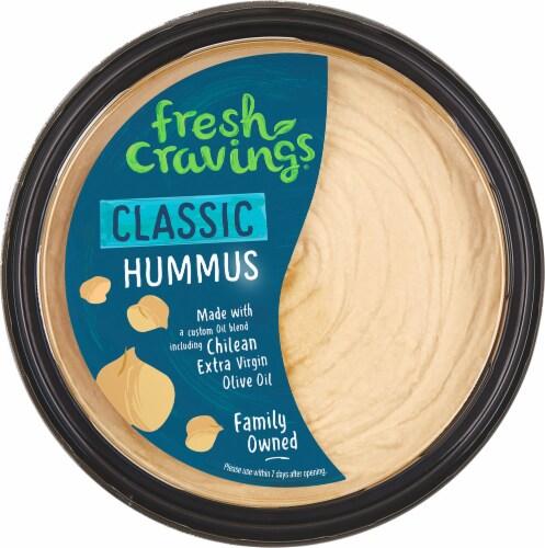 Fresh Cravings® Classic Hummus Perspective: top