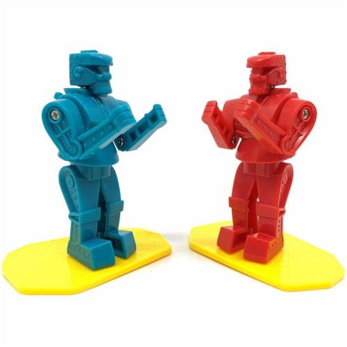 Worlds Smallest Rock 'Em Sock 'Em Robots Perspective: top