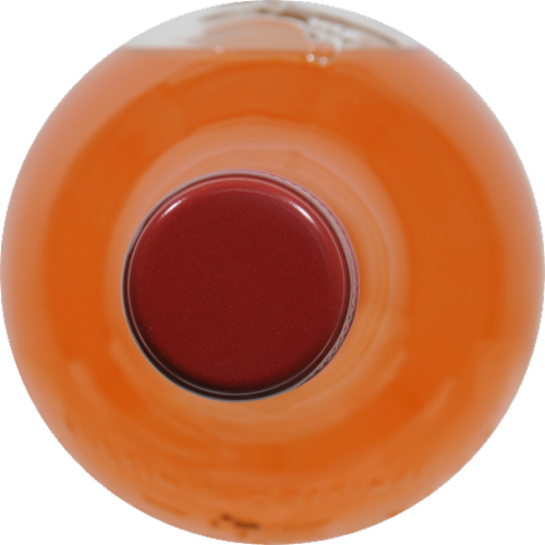 Deep Eddy Ruby Red Vodka Perspective: top