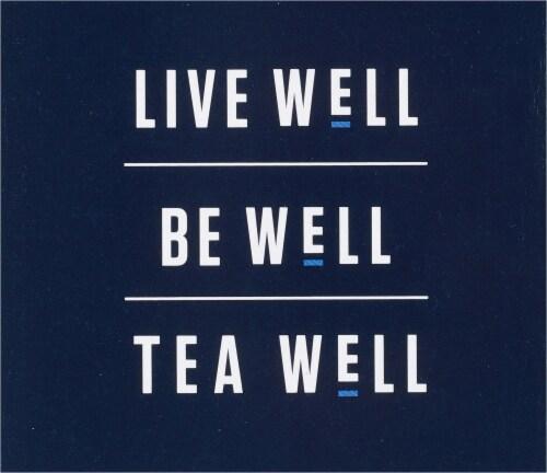 Celestial Seasonings® Tea Well Chamomile Mint Sleep Herbal Supplement Tea Perspective: top